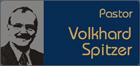 Pastor Volkhard Spitzer